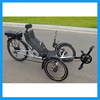 Three Wheel Adult Bicycle Electric Adult Recumbent Trike