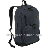 Stylish Denim Laptop Travel Backpack Mochila Notebook Carry Case Cell Phone Pouch