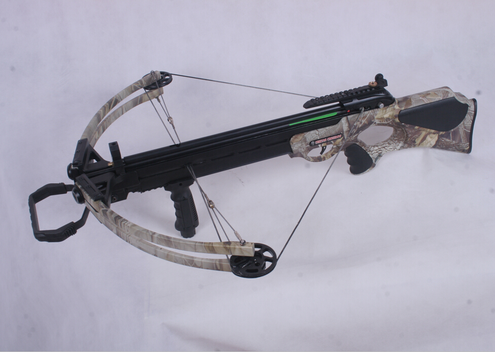 powerful pistol M67 hunting crossbow