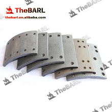 Provide OEM Service Truck Brake Pad And Brake Shoe Braking Parts For Daf Man Volvo Mercedes Heavy Duty Truck