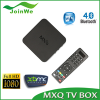 Hot!!!quad core mxq android tv box xbmc kodi full loaded Amlogic s805 android smart tv box mxq s805 google tv box mxq plus pro