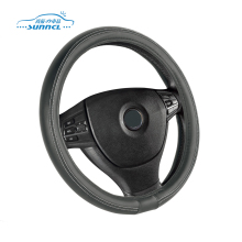 Eco-friendly golf cart steering wheel cover
