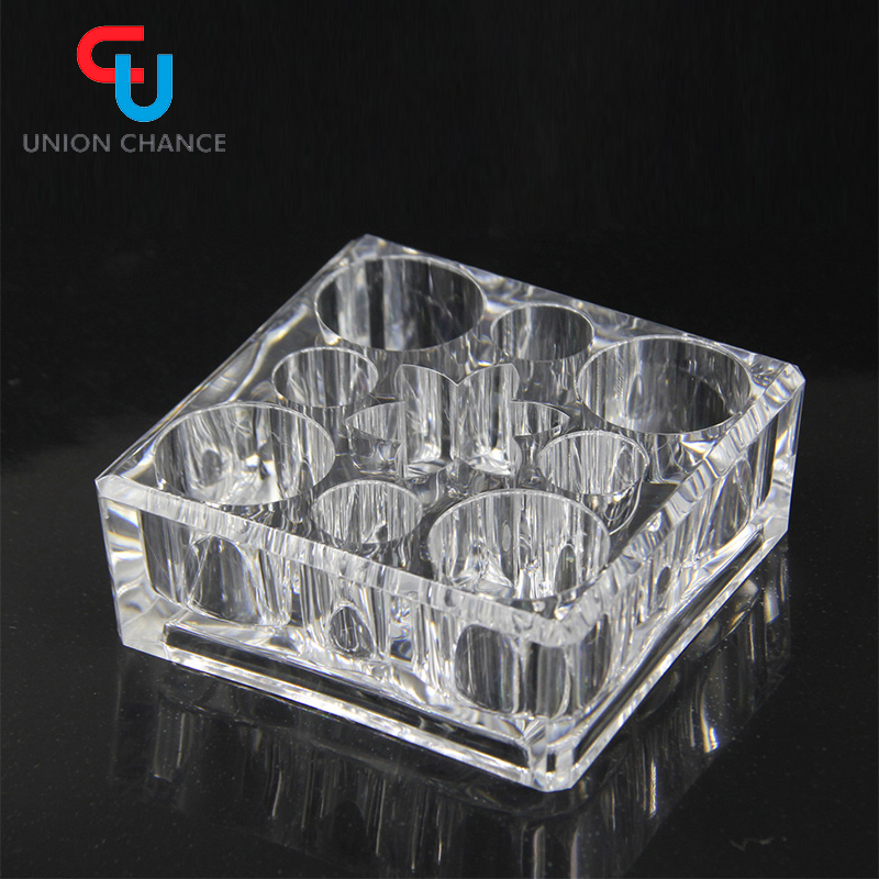 Union Chance wholesale acrylic makeup organizer with drawers