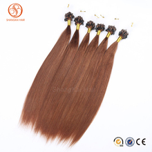 High grade micro ring hair extensions,micro weft hair extensions