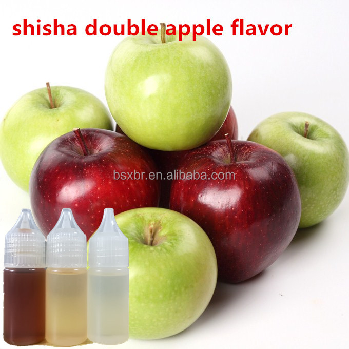 plant extract shisha double apple flavor