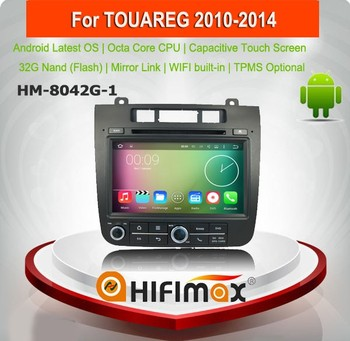 Hifimax Android 6.0 car dvd gps for VW TOUAREG 2010-2014 car radio for volkswagen touareg vw touareg radio