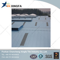 Xingfa Brand factory plastic roofing panel