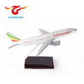 best selling exquisite 777-300 ethiopian model guangzhou home decor for gift