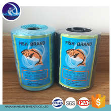 china factory direct polyester twine nylon fishing nets line