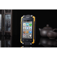 J5 IP54 Waterproof Dual-core 3G Smartphone Android 4.2 outdoor bar phone