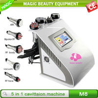 5 in 1 Cavitation and RF body personal massager/personal body massager