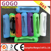 silicone battery holder 18650 for 18650 li ion battery or 16340 Lithium Rechargeable Battery, 18650 battery case high quality