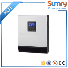 Hybrid solar inverter with mppt charge controller 3kva