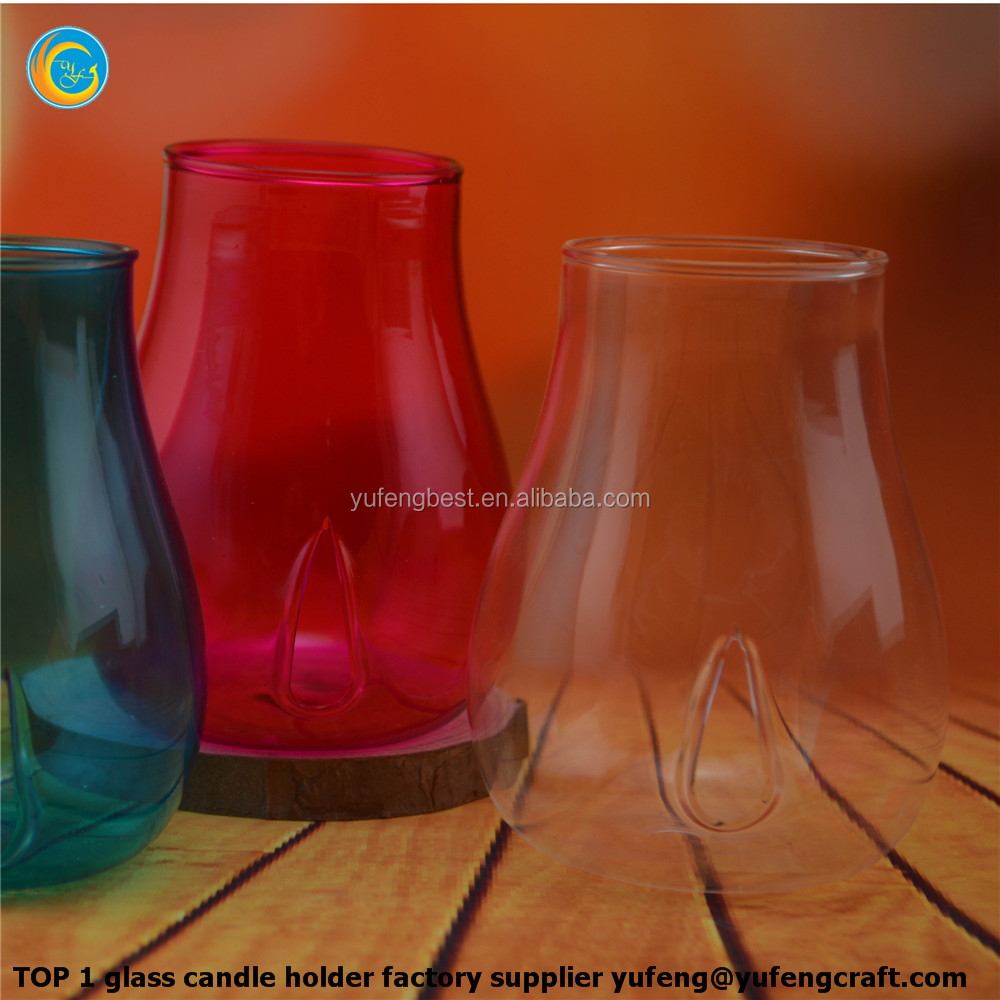 mercury glass candle holders wholesale