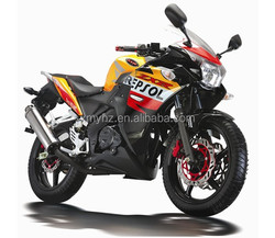 2015 new powerul 150cc/200cc/250cc racing motorcycle/ sports motorcycle(250AT-6)