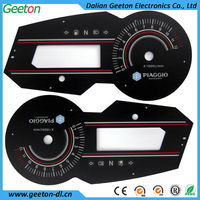 ODM 2D Digital Speedometer Auto Meter Panel Instrument Cluster
