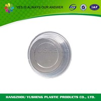 Disposable hermetic plastic food container,food container plastic cylinder,food container