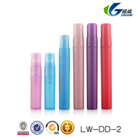 refillable spray atomizer plastic perfume pen for daily use