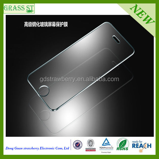 Factory price tempered glas screen protector quotation