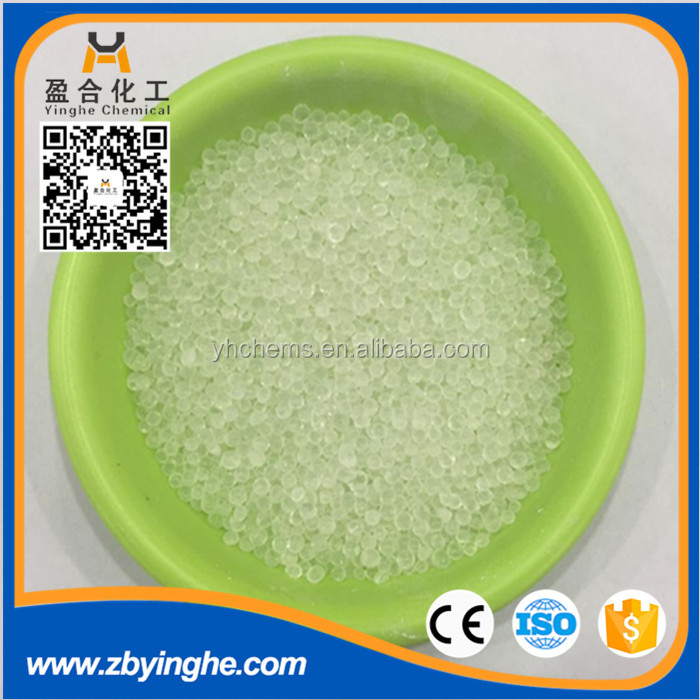2017 Hot Selling Fine-pored spherical Silica Gel manufacturer