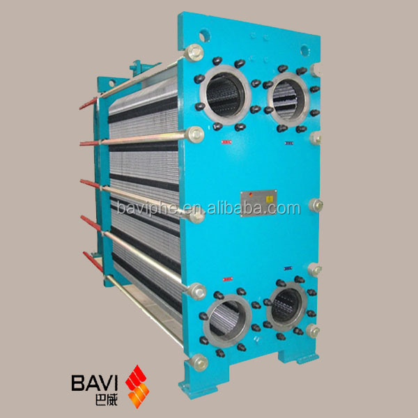 Swimming Pool Heat Exchanger,Stainless Steel 316L Plate Type Condenser,BAVI HAVC Home Air Heat Exchanger