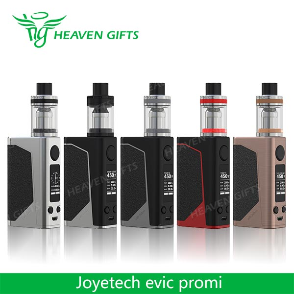 Heavengifts Offer 3.5ohm 50A 200W 5ml Joyetech eVic Primo e cigarette distributor