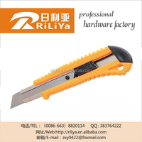 Hot sell paper cutter knife tool,thick blade folding knife