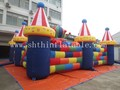 outdoor and indoor plastic maze