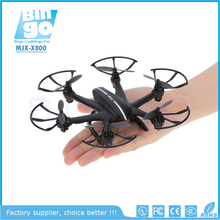 BINGO MJX X800 2.4G RC Hobby Drone Helicopter 6 Axis Gyro 3D Roll Auto Return Headless RC Drone(Without Camera)