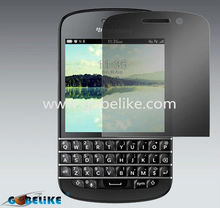 new arrival! for Blackberry Q10 two way privacy screen guard