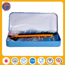 China suppliers pencil use tin box cool pencil cases for teenagers