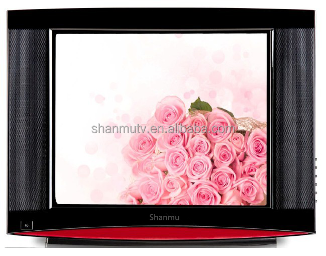 Good Quality Small Size CRT TV/ 17 Inch Colorful Television