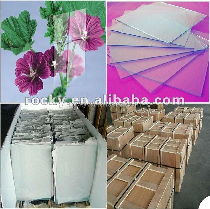photo picture frame glass 1.5mm glass sheet
