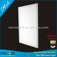 SMD3014 Dimmable 2x2 LED Drop Ceiling Light 595x595 LED Panel Light