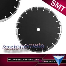Spray paint finishing and power tool parts saw blade type granite