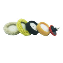 sponge pad sets 3inch car polishing pads kits