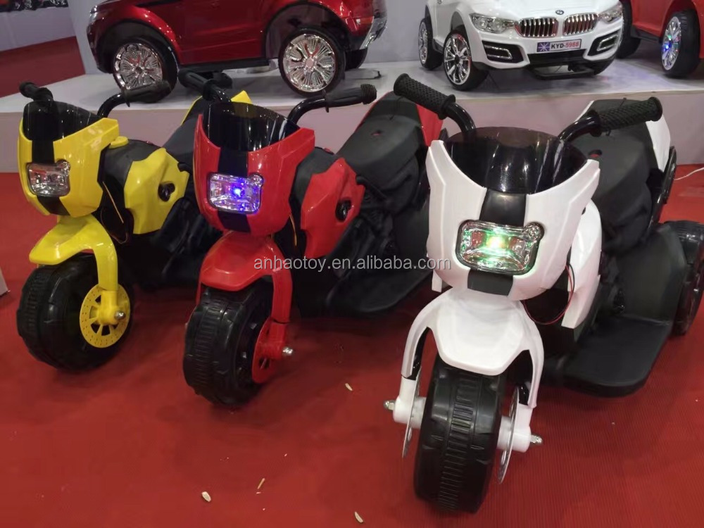 Popular design children electric motorcycle for boys as the New years gifts.