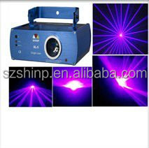 200mW Purple Single Color laser show system