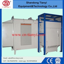 Customized powder coating spray booth painting spray booth made in China