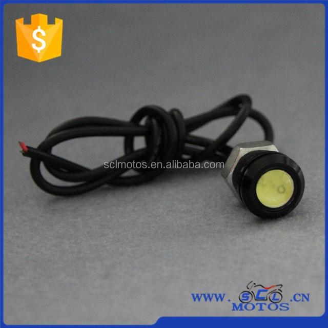 SCL-2014090076 Motorcycle Blasting Flash LED License Plate Bolt Lights