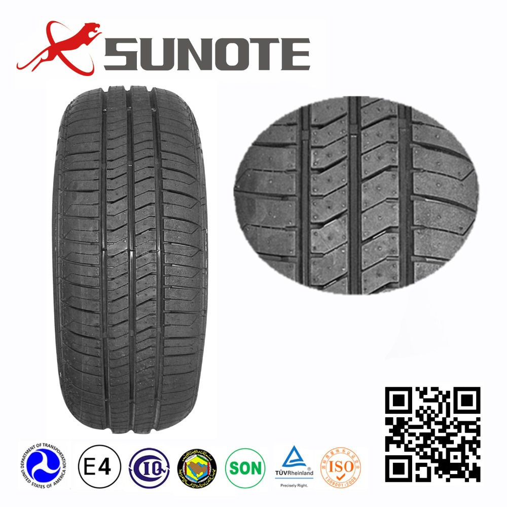 SUNOTE brand 175/65R14 car tyres price list