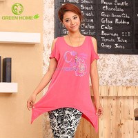 Green Home new design clothes for pregnant women fat