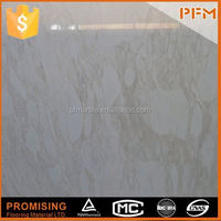 newly and international sales royal white marble
