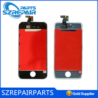 For iphone 4 touch glass wholesale for original apple iphone parts for iphone 4 glass touch screen replacement parts