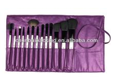 We trusted by Walmart/AVON-12pcs natural hair professional make up brush set