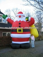 inflatable outdoor santa claus giant christmas inflatables