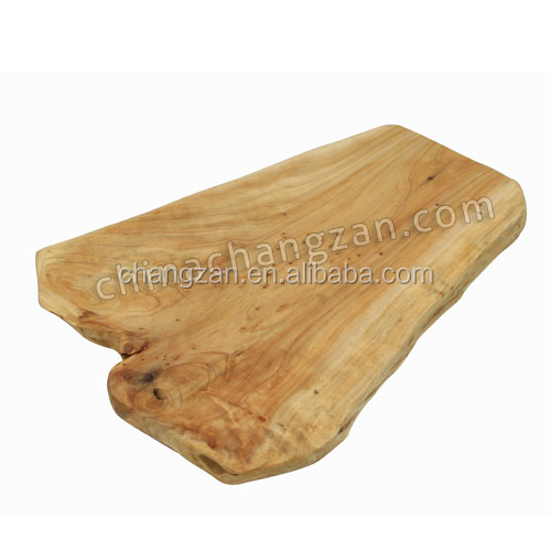 Extra large novelty Wooden Carving Durable Fir root Chopping Board