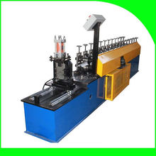 CANGZHOU Hi-Q Perforated Angle Iron Roll Forming Machine , Steel Wall Corner Bead Machine Manufacturer