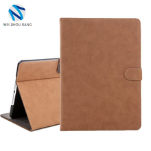 New Arrival protective Tablet Cover Stand 3 Fold Case Belk Case For iPad Air 1 2