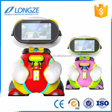 Longze Children's wish list children virtual reality game equipment funny vr game with vr glasses
